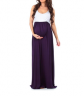 Mother Bee Color Block Maxi