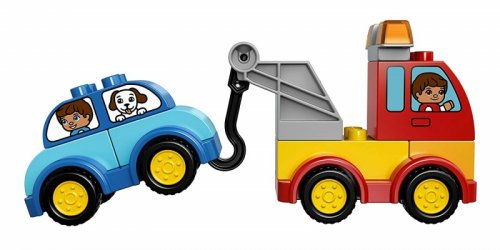 my first cars and trucks lego duplo