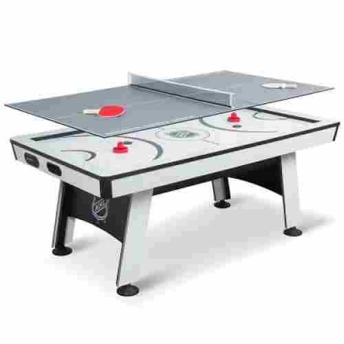 NHL power play air hockey table