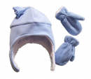 N'Ice Caps Sherpa Lined Mitten Set