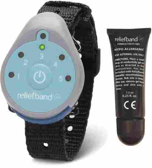 Reliefband 1.5 Wristband morning sickness remedy