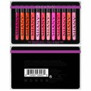 SHANY The Wanted Ones 12 Piece Lip Gloss Set