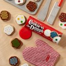 melissa and doug slice-and-bake wooden cookie