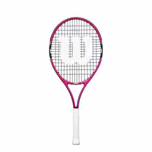 Wilson Junior Burn Pink