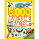 5000 awesome facts about everything book for 7 year olds cover