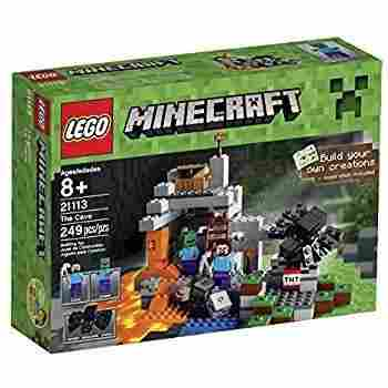 LEGO Minecraft The Cave