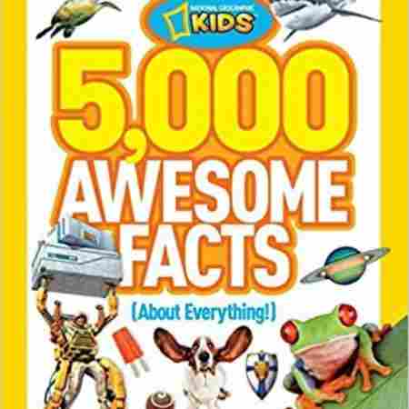 For A Gift You Can Never Go Wrong With Giving Present Of Knowledge Not Only Do Kids Benefit From The 5000 Fun Facts Inside Book But It Will Also