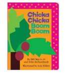 chicka chicka boom boom book for 2 year olds cover