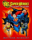 dc super heroes pop up book cover