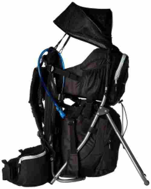 be mindful ergonomic baby carrier for hiking external frame