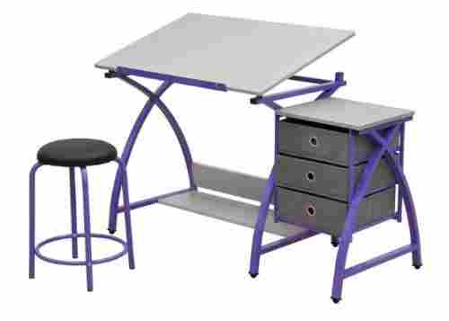 comet center kids desk with stool