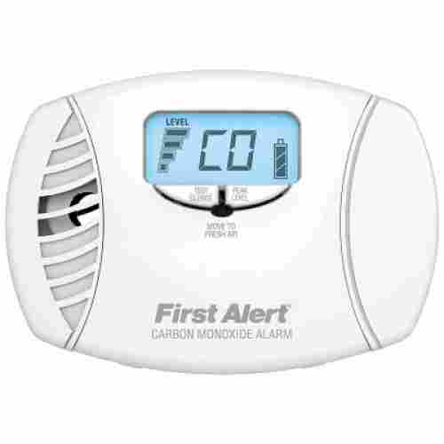 First Alert CO615 Frust Free Dual