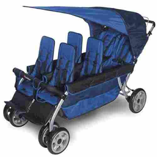 foundations worldwide regette triplet stroller design
