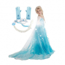 frozen halloween costume for kids design