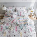 highbuy floral printed kids bedding set