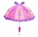 kidorable pink ballerina umbrella