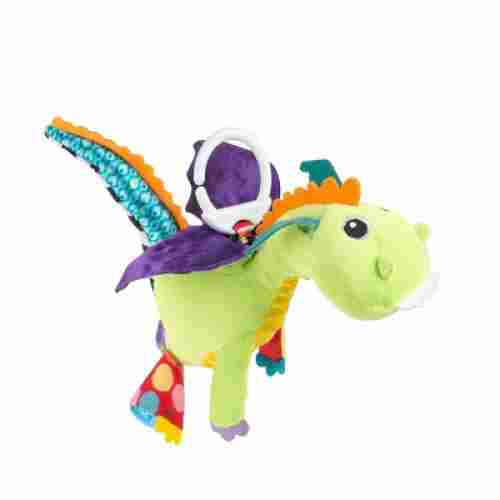 4 Month Old Toys Lamaze Flip Flap Dragon