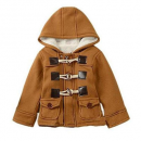 lewego unisex baby coat fleece hooded