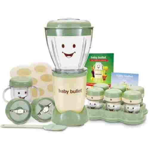 magic bullet baby food processor design