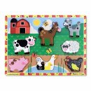 9 Month Old Toys Melissa Doug Wooden Puzzle