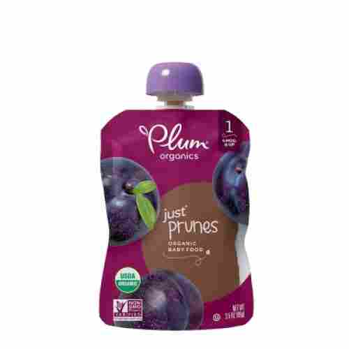 plum organics baby food pouch stage 1