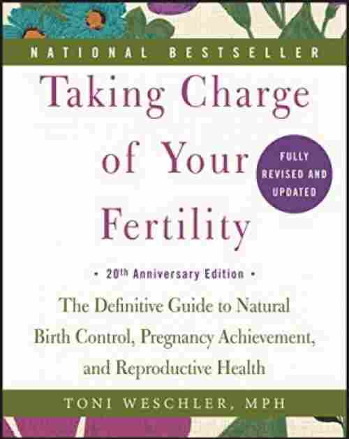 taking charge of your fertility pregnancy book