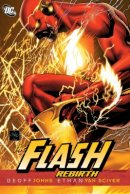 the flash rebirth dc comics cover