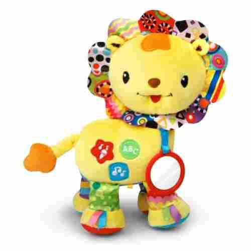 5 Month Old Toys VTech Crinkle Roar Lion