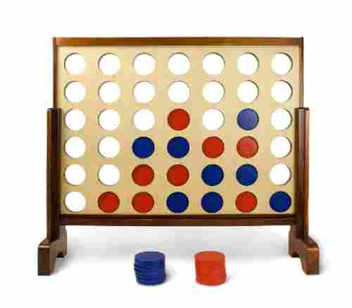 giant connect four outdoor game design