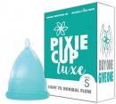 pixie small menstrual cup package