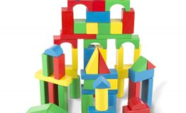 Melissa and Doug Wooden Blocks Building Set Review