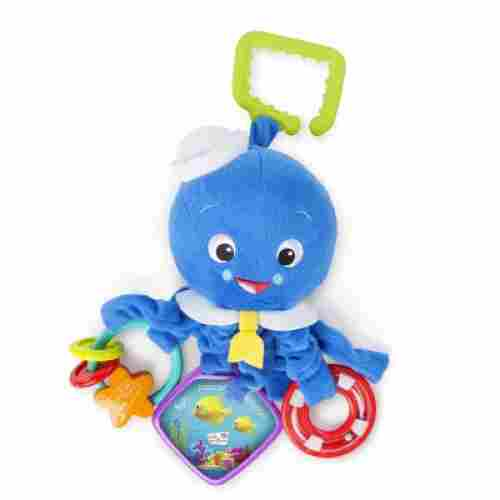 4 Month Old Toys Baby Einstein Activity Octopus