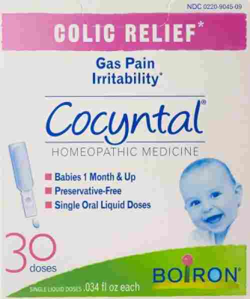 boiron cocyntal gripe water 30 doses