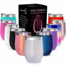 Chillout Life Stainless Wine Tumbler