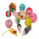 fashion's talk 20 pieces cat toy