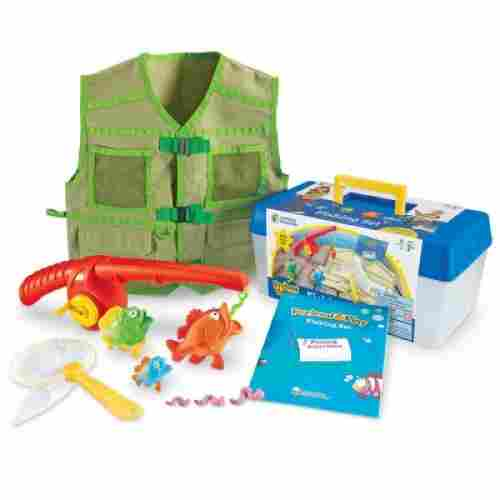 learning resources toy fishing set 11 pieces