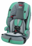 graco tranzitions 3-in-1 high back booster seat design