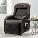homall gaming chair for kids black