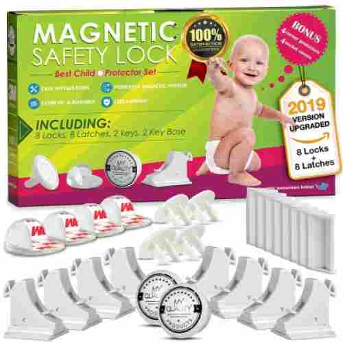 MQP Invisible Magnetic No Drill