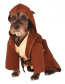 jedi robe halloween dog costume design