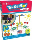 tinker toy Little Constructor's Building Set
