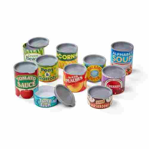 Grocery Cans food toys