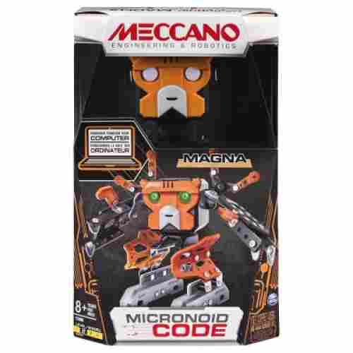 Micronoid Code Magna Programmable Robot