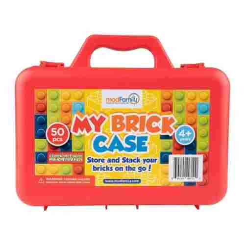 modfamily my brick case lego storage container display