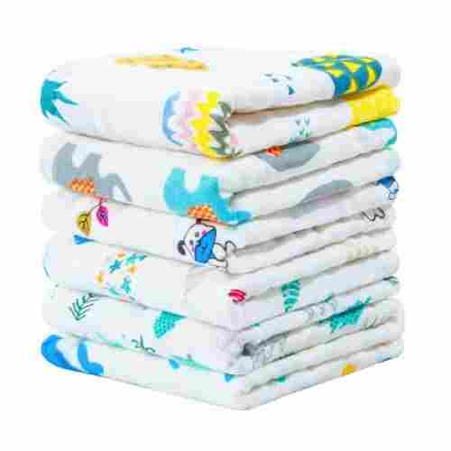 NTBAY baby washcloths 6 layers