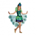 peacock dress halloween costume for kids design