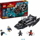 marvel lego set royal talon fighter attack box and parts