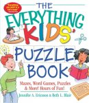 children's activity book The Everything Puzzle