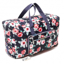 WFLB large foldable floral hospital bag