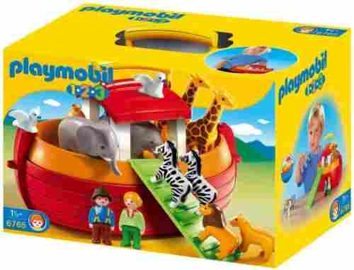playmobil take along noah's ark box